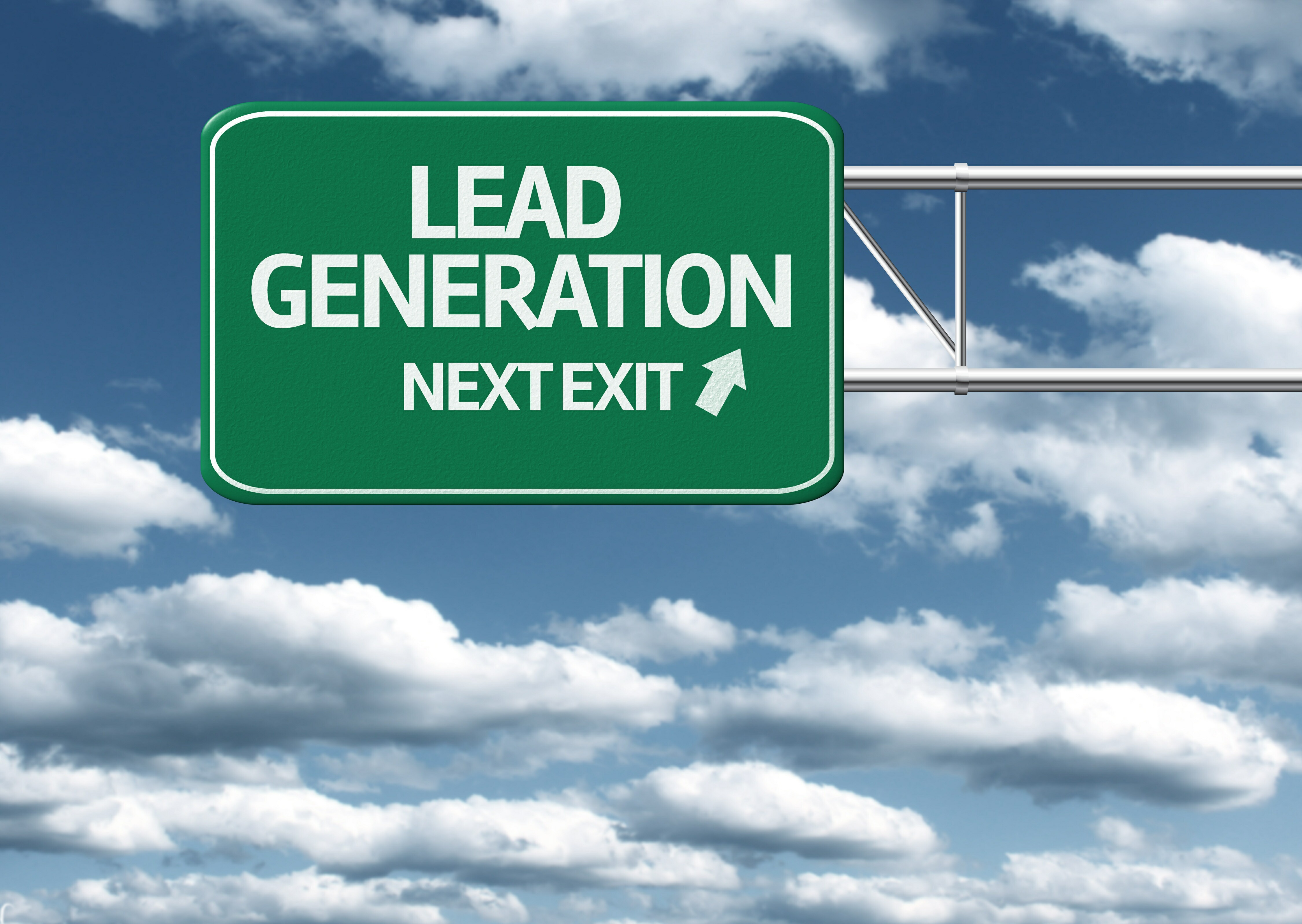 Online lead generation