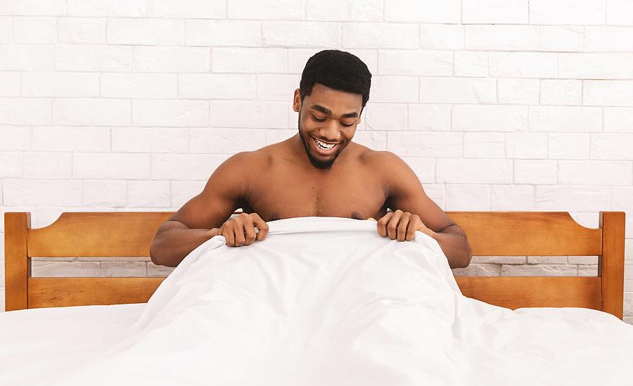 Regular sex, including masturbation, can help prevent erectile dysfunction
