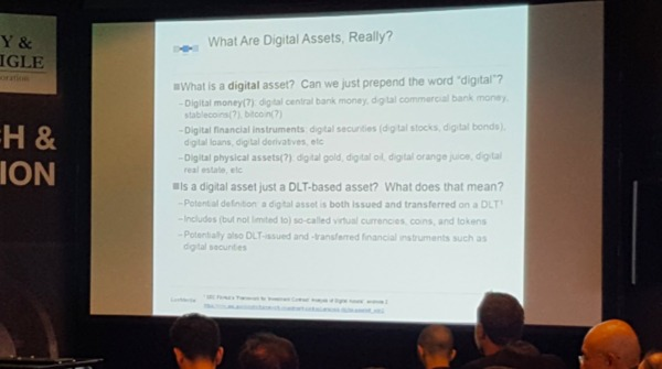 What are digital assets slide.