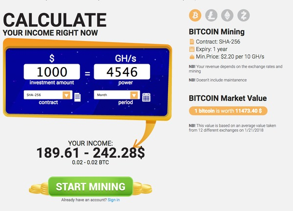 The Quick-Start Guide to Bitcoin Cloud Mining - Bitcoin Market Journal