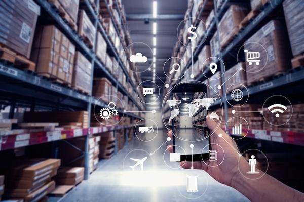 Data integration image 1 - Warehouse.