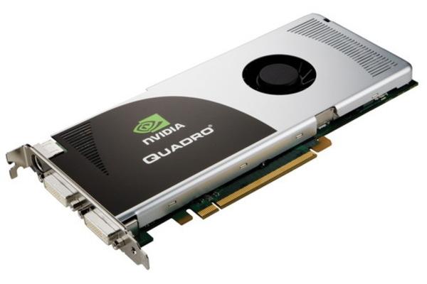 Nvidia computer card.