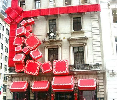 Forget Solids And Stripes The 8 Most Creative Looking Awnings