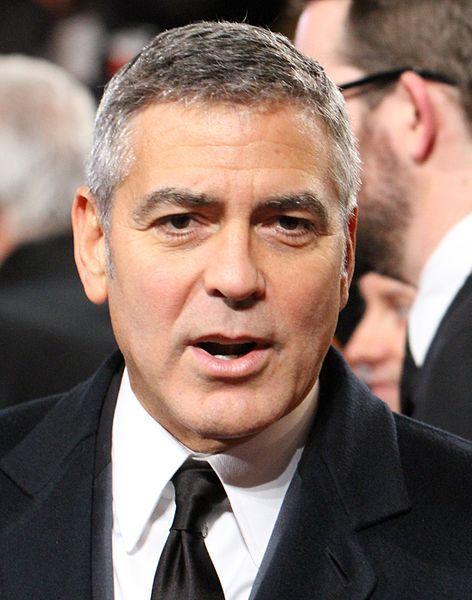 George Clooney in 2012