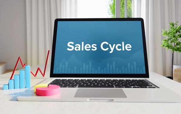 Sales cycle.