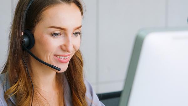 Contact service representative.