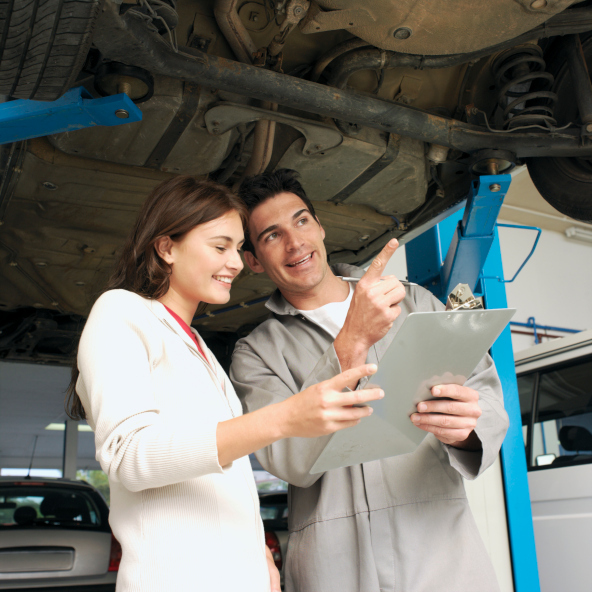 A great car accident repair shop makes a bad situation much easier to manage.