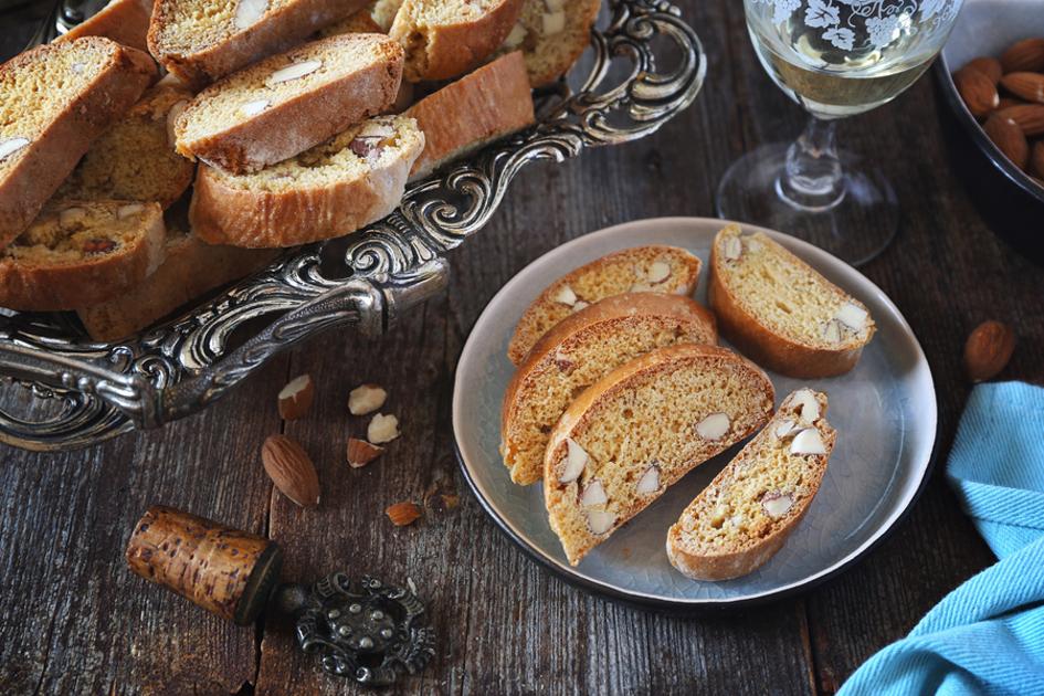 Almond Italian Cookes.