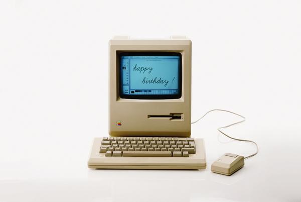 First Mac.