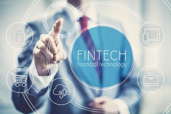 Fintech financial technology.