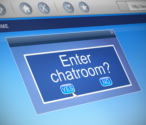 Wireclub chat room dating advice