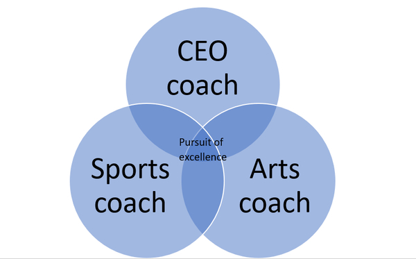 Pursuit of Excellence Diagram