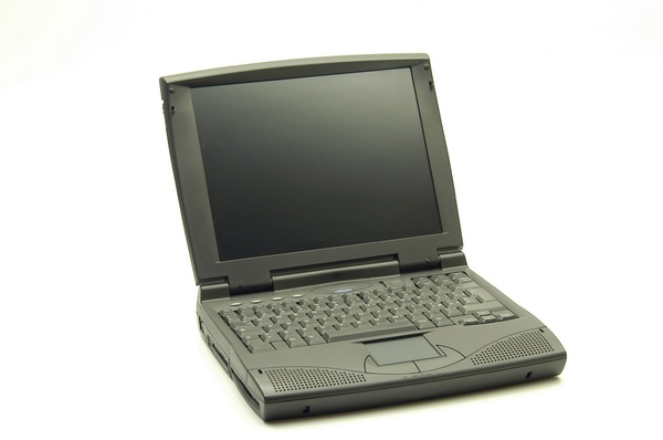 Older generation laptop.