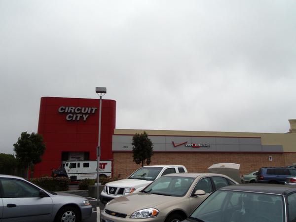 Circuit City store.