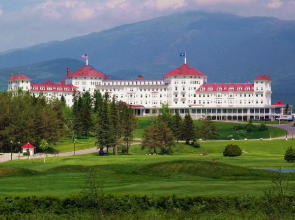 Mount Washington Hotel in NH.