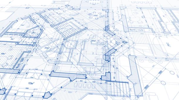 Architect plans.