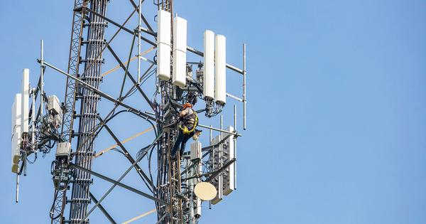 Location Data - Telecommunication industry power lines.