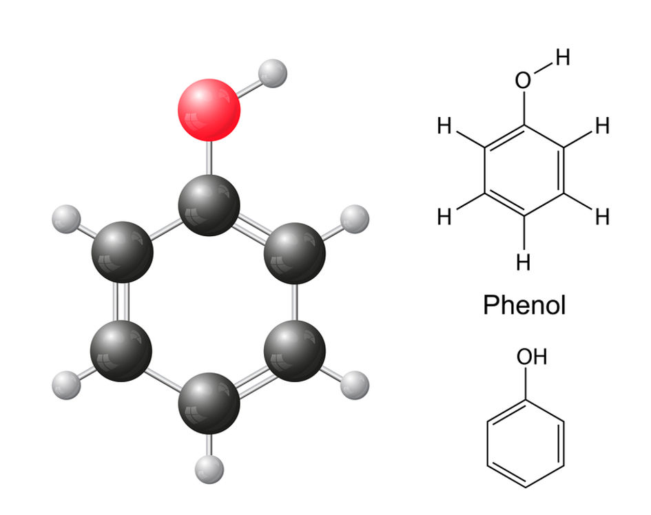 Phenol compound.