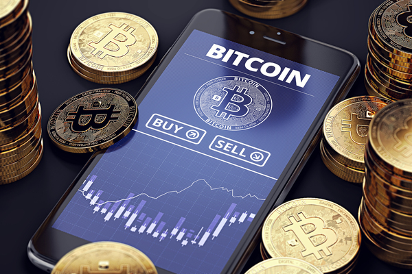Bitcoin buy and sell app.