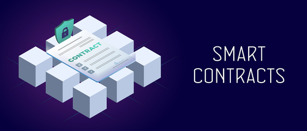 Smart contracts.
