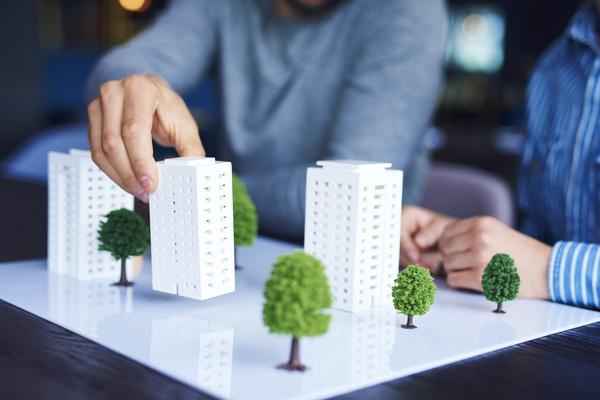Building model.