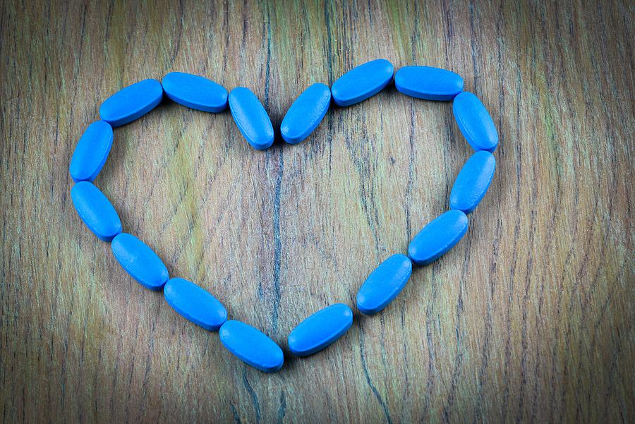 Blue pill.