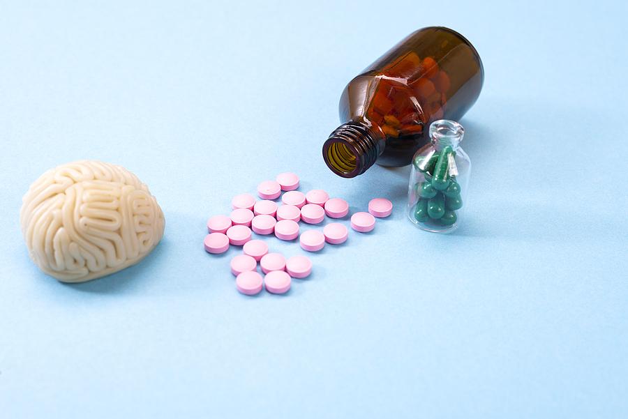 Pink pills.