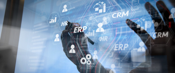 Data Pipeline image ERP and CRM
