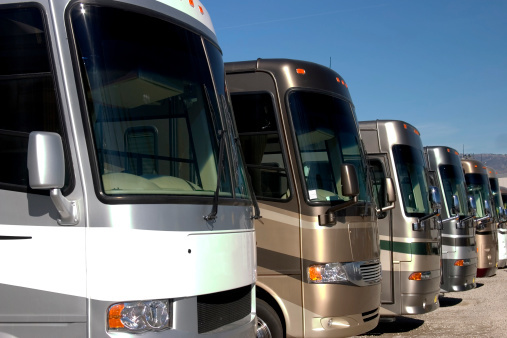 RV fleet Eco Friendly RVs? Sounds Like an Impossibility!
