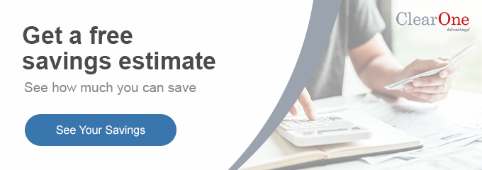 Get a free savings estimate
