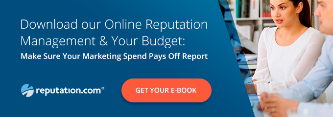 Reputation CTA Your Budget - The 5-Minute Guide to Building a Martech Stack (+ Examples)
