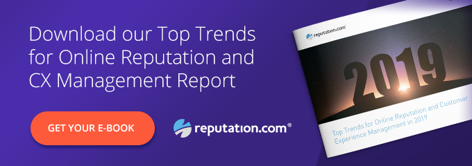 "Reputation CTA CX Management Report - Are Customers ""B(g)hosting""​ You?"