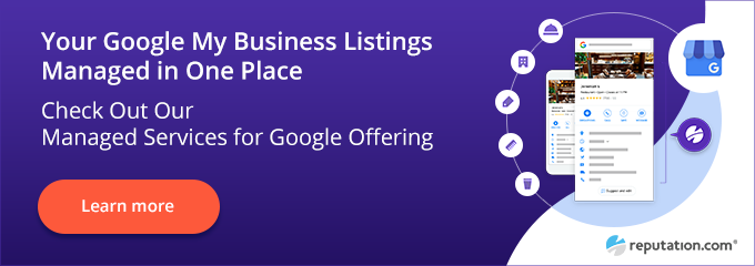 Reputation CTA Google3 - Google My Business: Best Practices for 2019