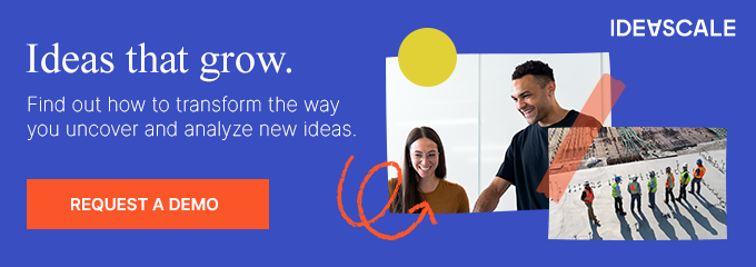Ideas that grow.