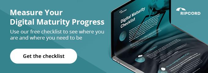 Measure your digital maturity progress.